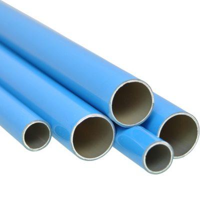tubería de aluminio