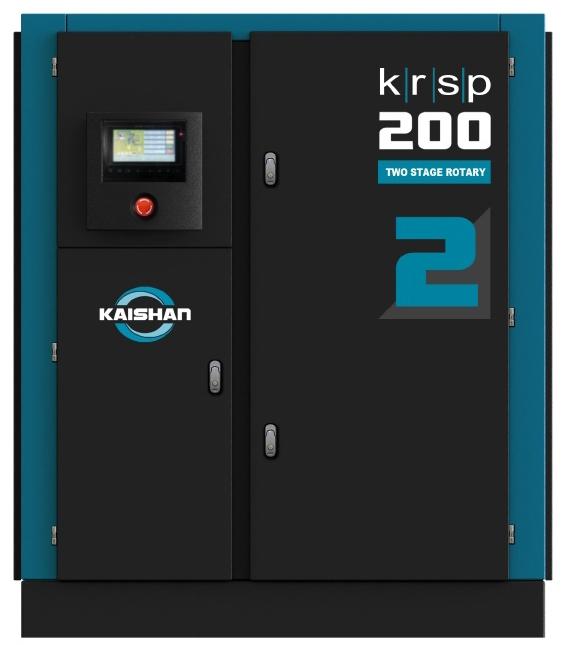 Compresor Tornillo Kaishan KRSP2