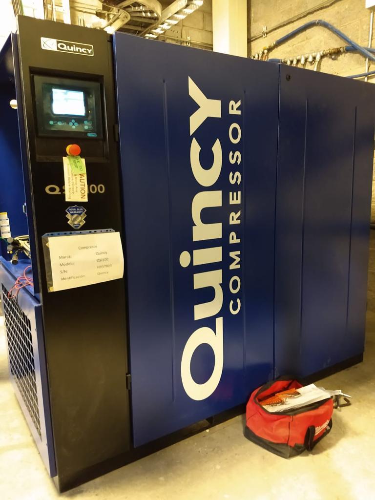 Compresores Quincy