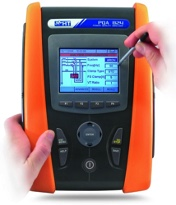 analizador de redes eléctricas