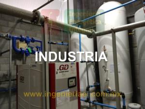 Industria tuberia IEI title