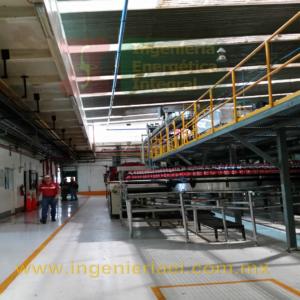 Instalación tubería de aluminio parker transair