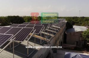 Sistema Fotovoltaico Mérida Pizzería 2 IEI