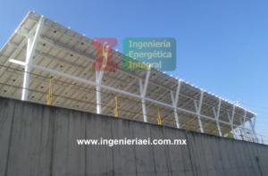 Sistema Fotovoltaico para estacionamiento 10