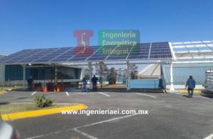 Sistema Fotovoltaico para estacionamiento 4