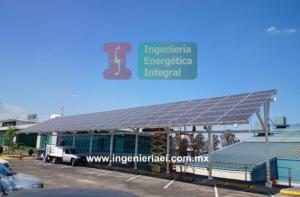 Sistema Fotovoltaico para estacionamiento 7